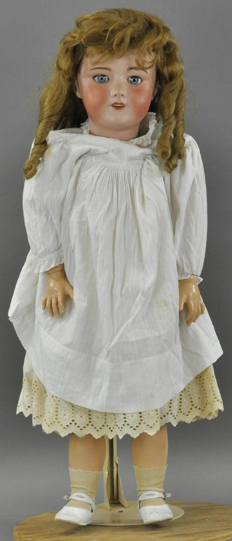 LARGE EARLY 20TH CENTURY FRENCH DOLL