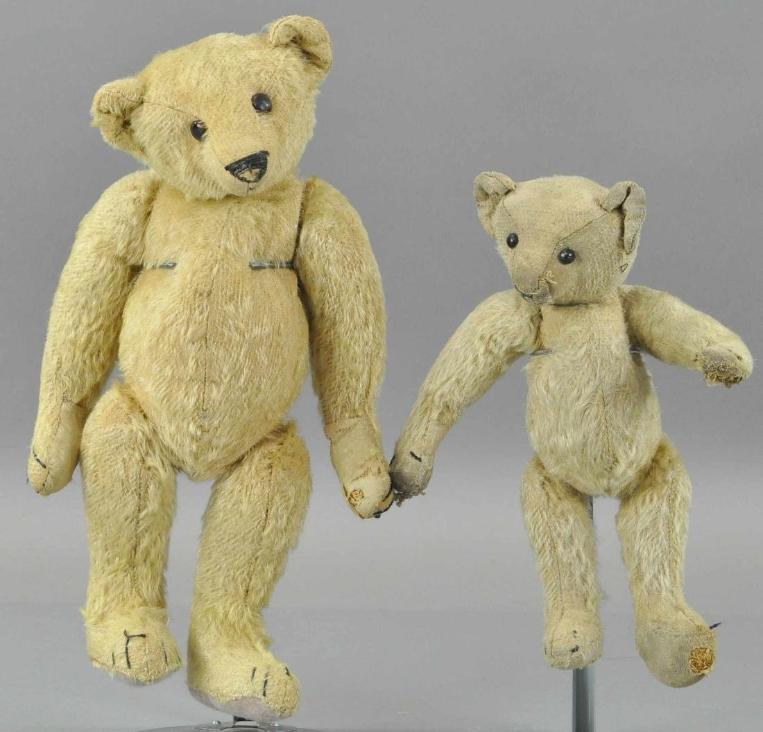 LOT TWO EARLY TEDDIES