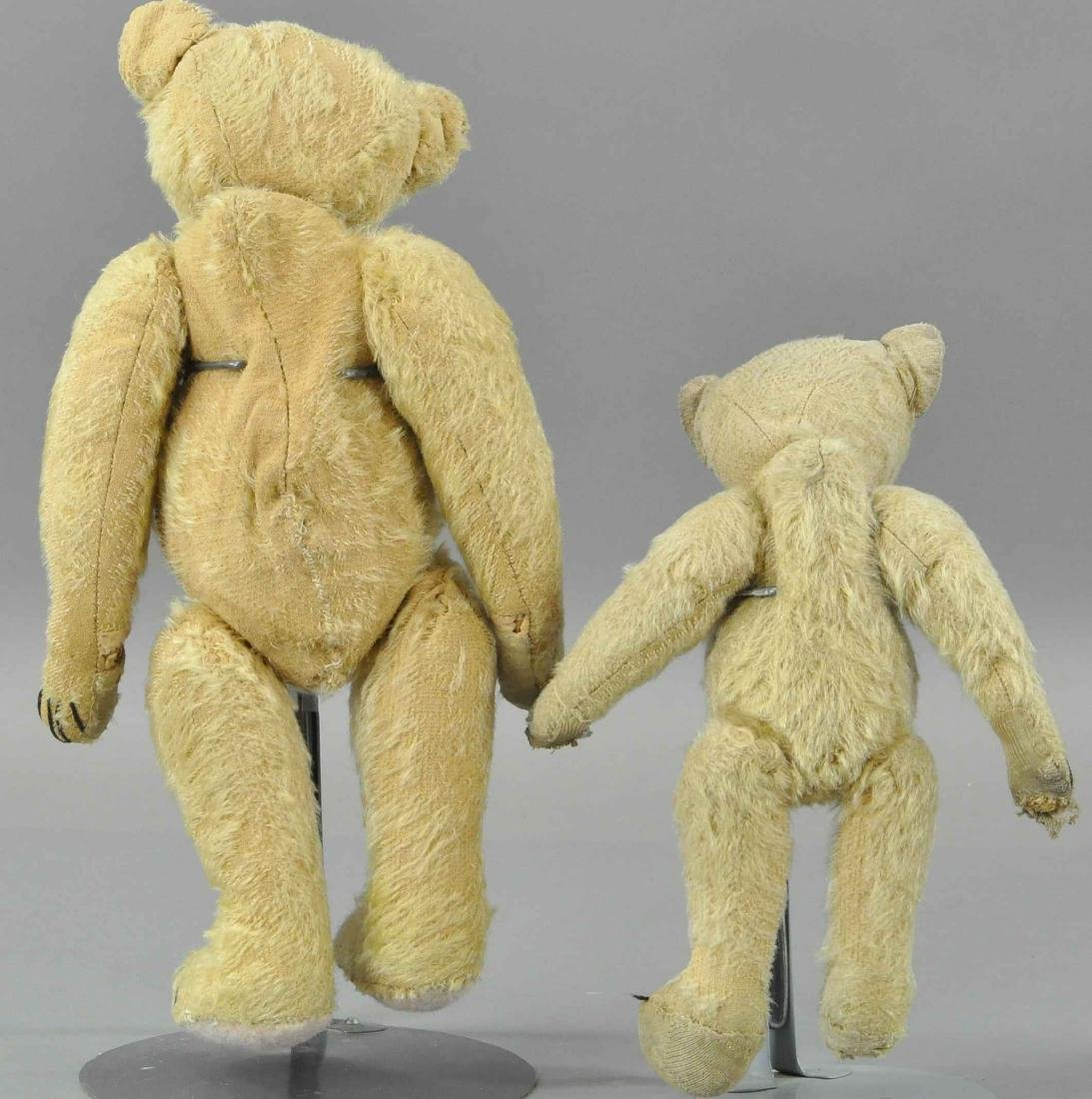 LOT TWO EARLY TEDDIES - 2