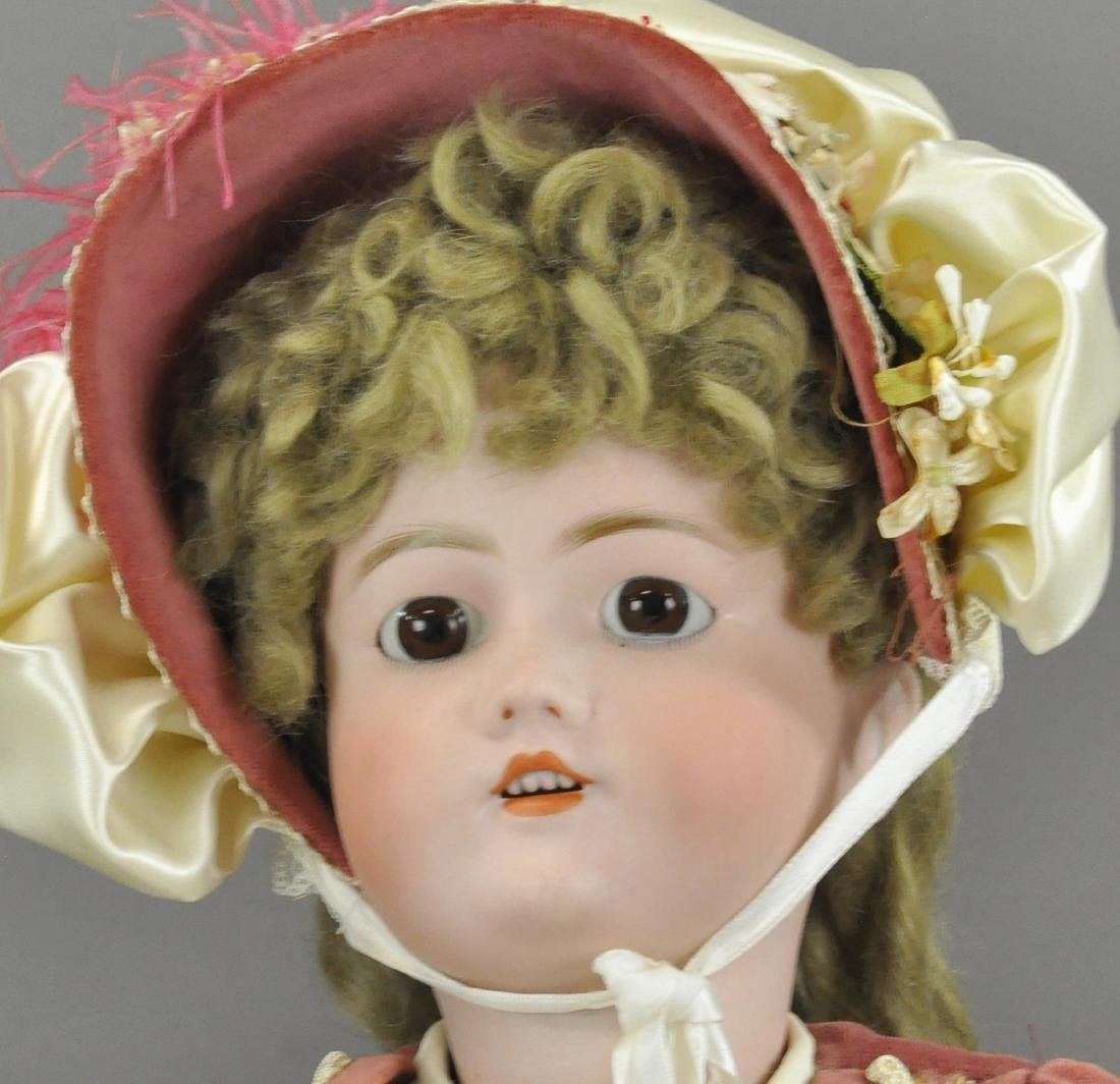 LOT OF TWO GERMAN BISQUE DOLLS - 5