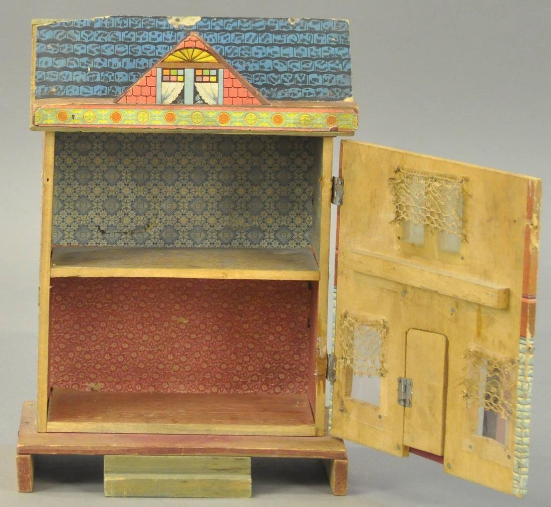 SMALL BLISS TWO-ROOM DOLL HOUSE - 2