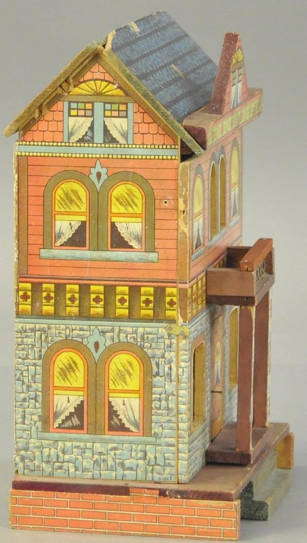 SMALL BLISS TWO-ROOM DOLL HOUSE - 3
