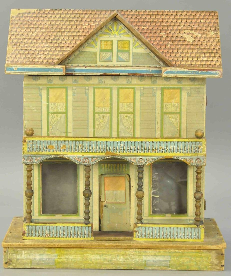 LARGE BLISS DOLL HOUSE