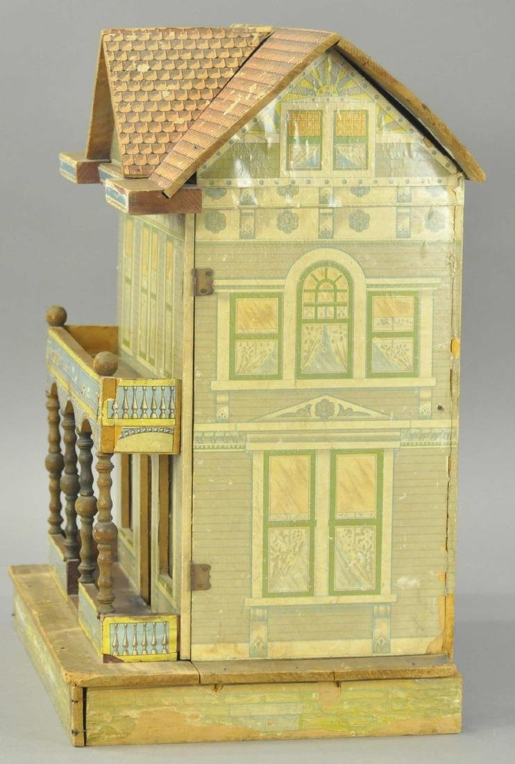LARGE BLISS DOLL HOUSE - 4