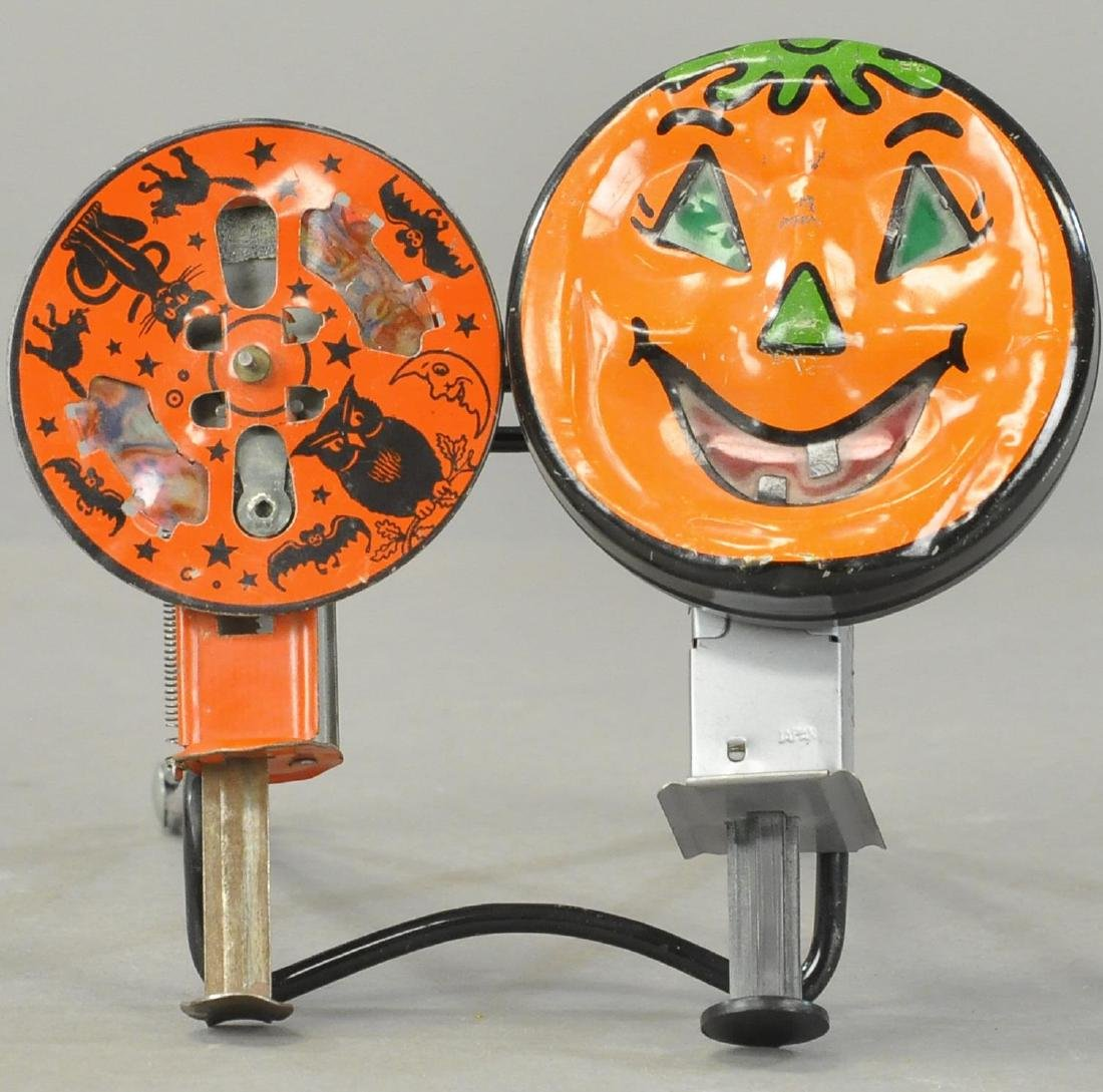 TWO HARD TO FIND HALLOWEEN SPARKLERS