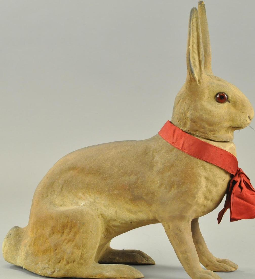LARGE SITTING COMPOSITION BUNNY - 4