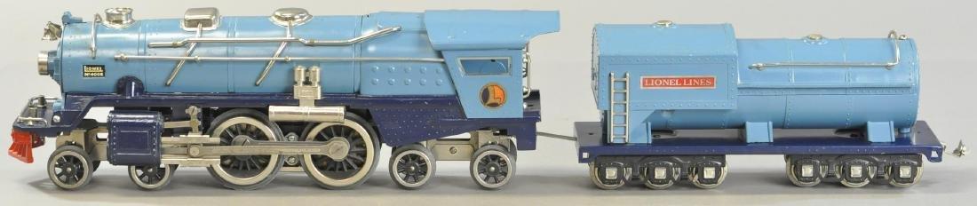 LIONEL 400E BLUE COMET LOCOMOTIVE