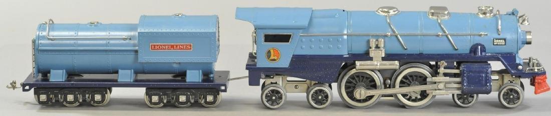 LIONEL 400E BLUE COMET LOCOMOTIVE - 2