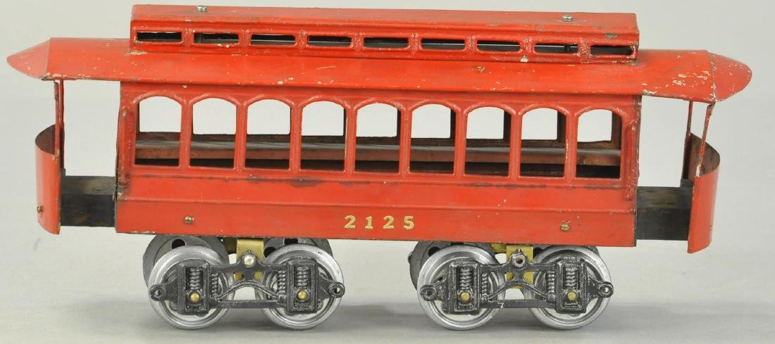 VOLTAMP EIGHT WHEEL TROLLEY TRAILER