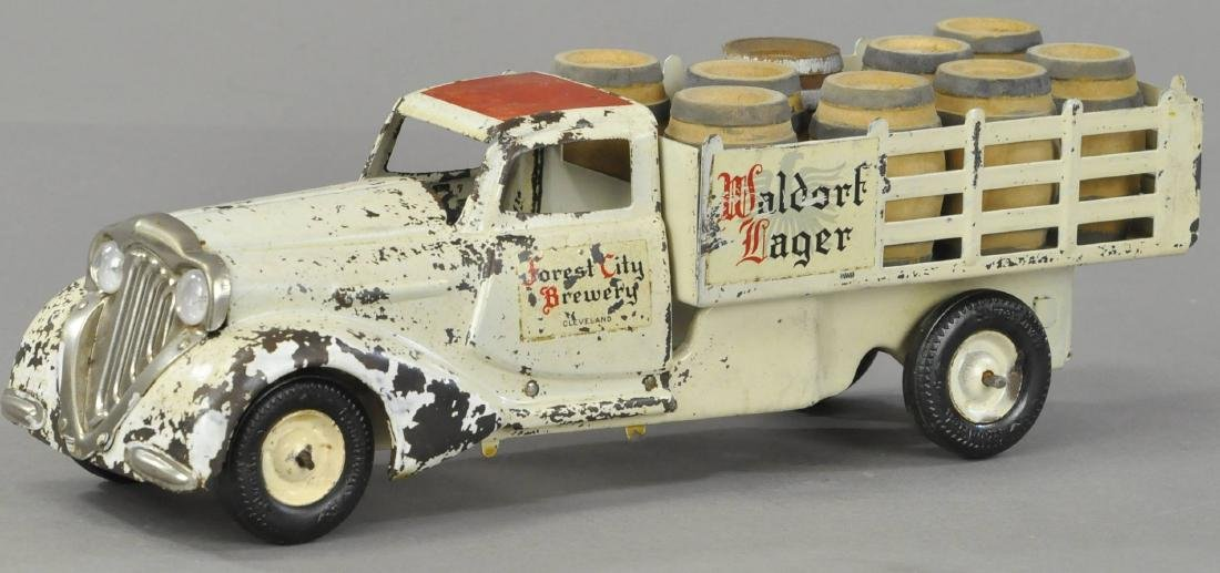 METALCRAFT WALSDORF FOREST CITY TRUCK