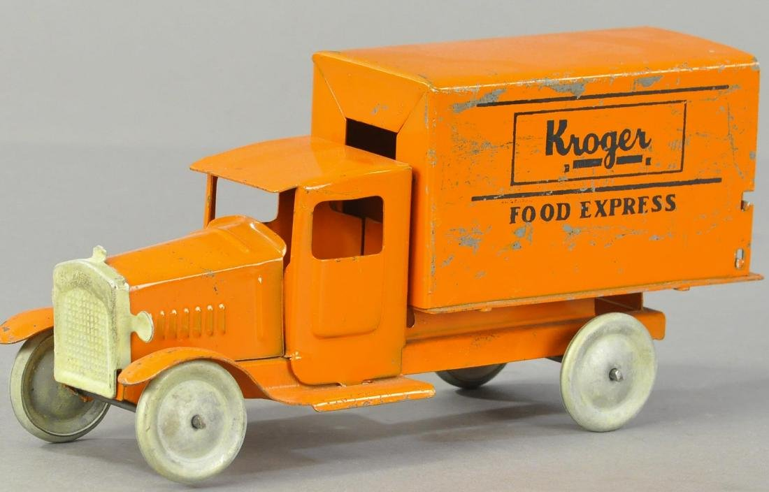 METALCRAFT KROGER FOOD EXPRESS TRUCK