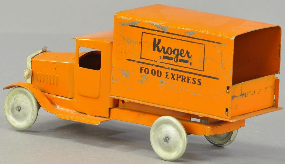 METALCRAFT KROGER FOOD EXPRESS TRUCK - 2
