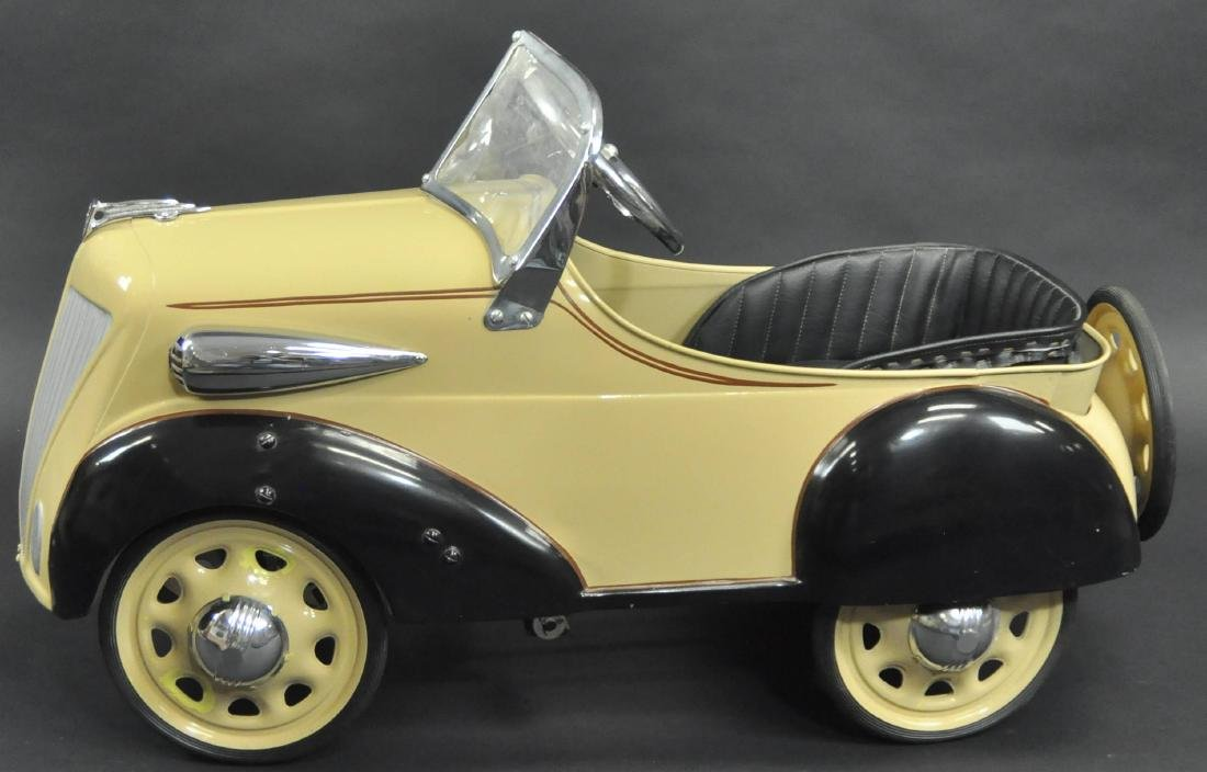 STEELCRAFT CHEVROLET PEDAL CAR