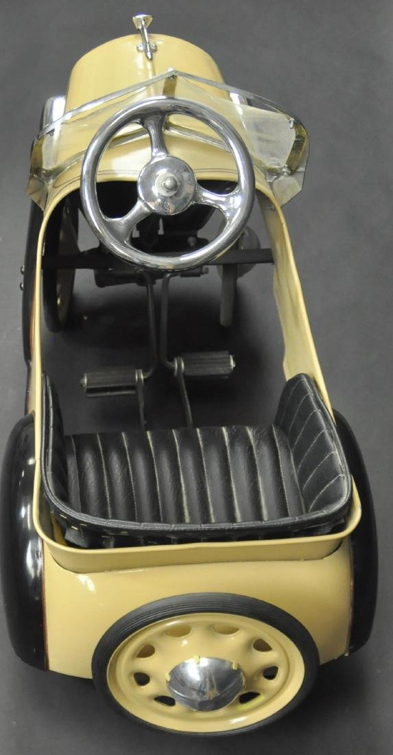 STEELCRAFT CHEVROLET PEDAL CAR - 3