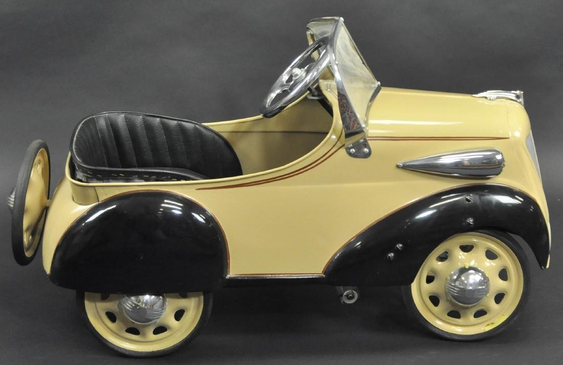 STEELCRAFT CHEVROLET PEDAL CAR - 4