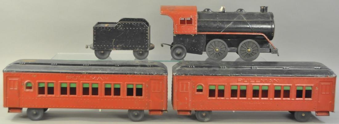 COR COR FOUR PIECE TRAIN SET - 2