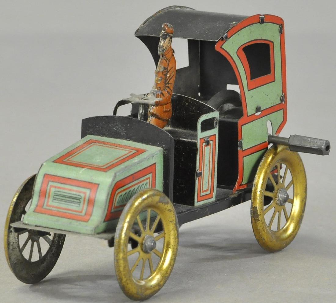 ISSMAYER CHAUFFERS CAR LIMOUSINE - 2