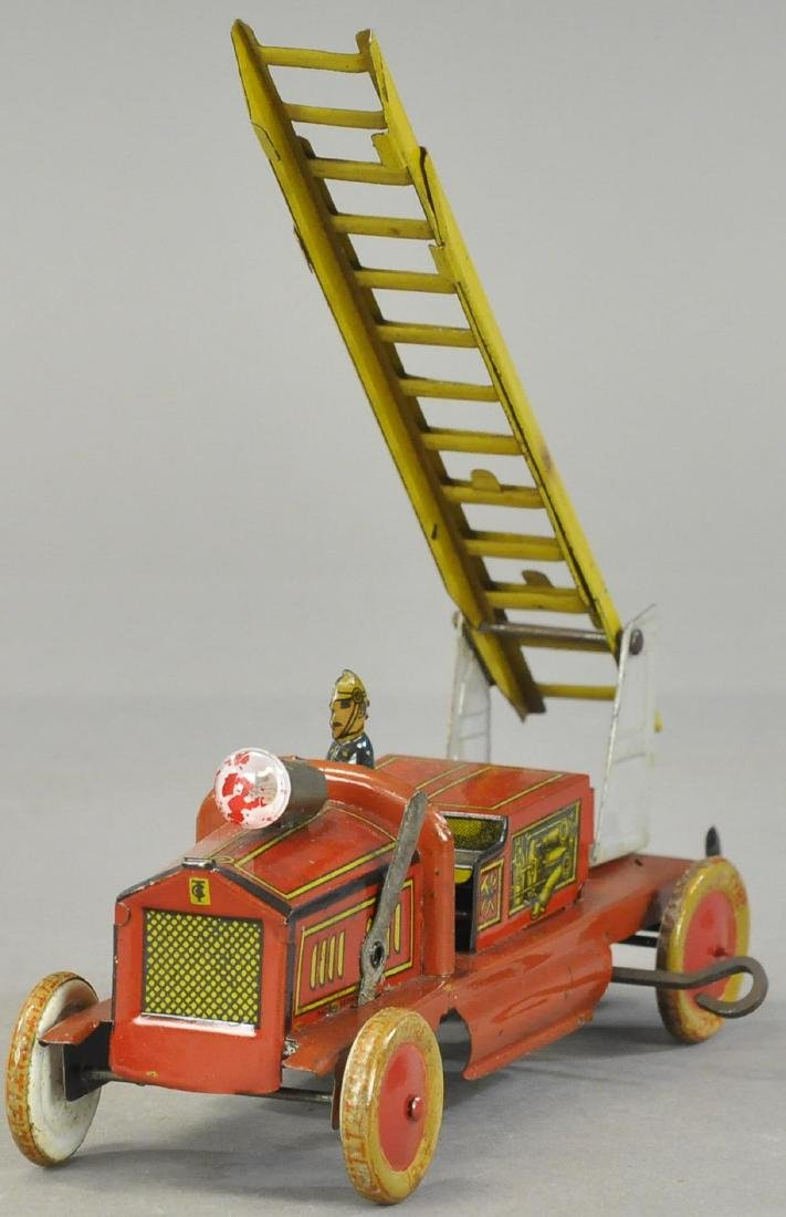 TIPPCO FIRE LADDER TRUCK - 2