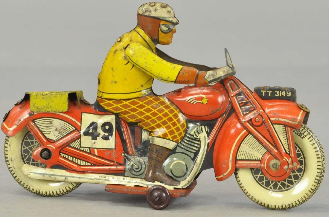 METTOY #49 CIVILIAN MOTORCYCLE
