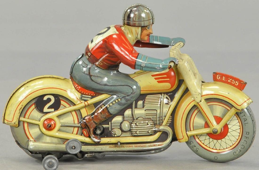 TECHNOFIX #2 MOTORCYCLE RACER