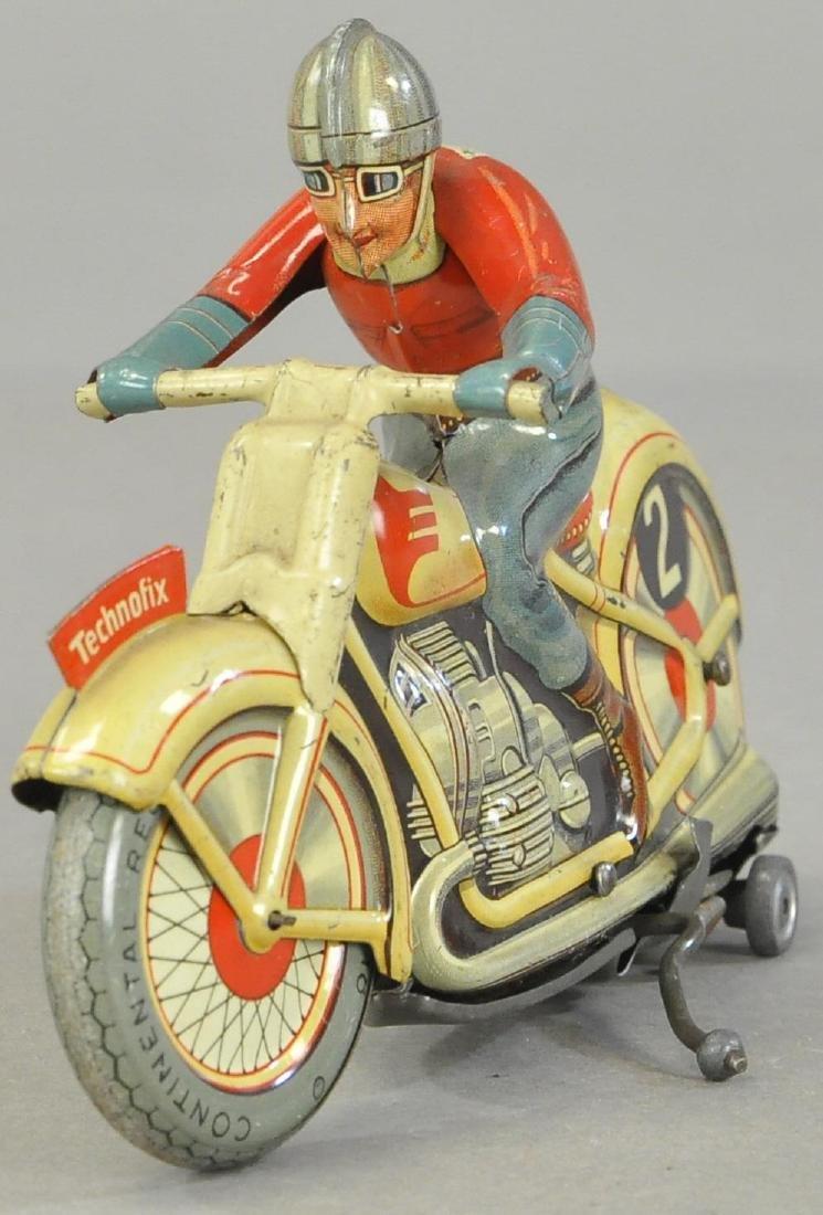 TECHNOFIX #2 MOTORCYCLE RACER - 2
