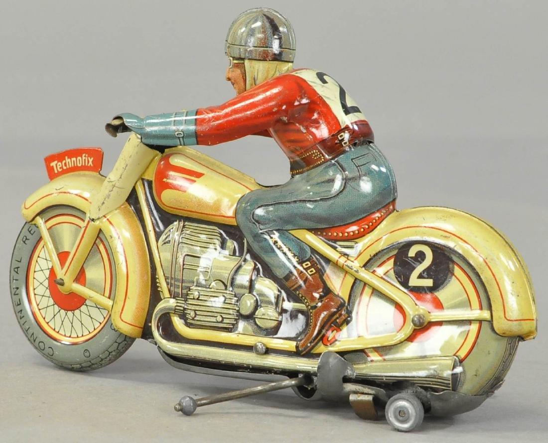 TECHNOFIX #2 MOTORCYCLE RACER - 3