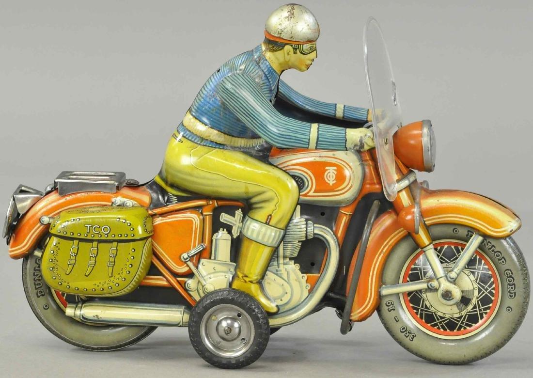 TIPPCO CIVILIAN MOTORCYCLE