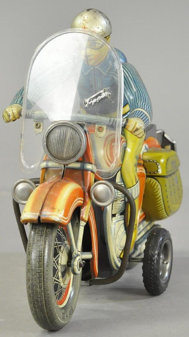 TIPPCO CIVILIAN MOTORCYCLE - 2