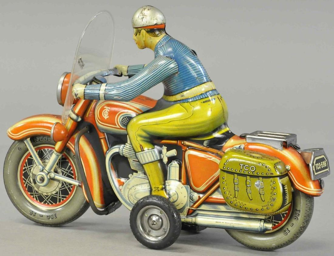 TIPPCO CIVILIAN MOTORCYCLE - 3