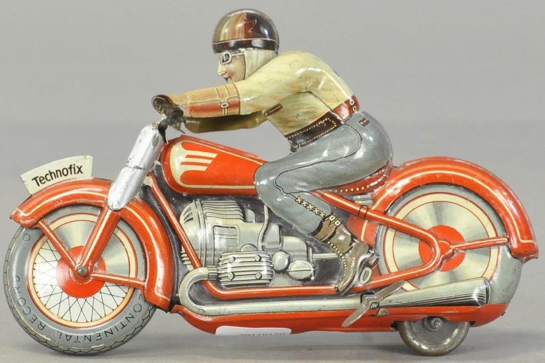 TECHNOFIX #4 MOTORCYCLE RACER