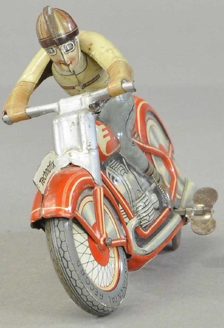 TECHNOFIX #4 MOTORCYCLE RACER - 2