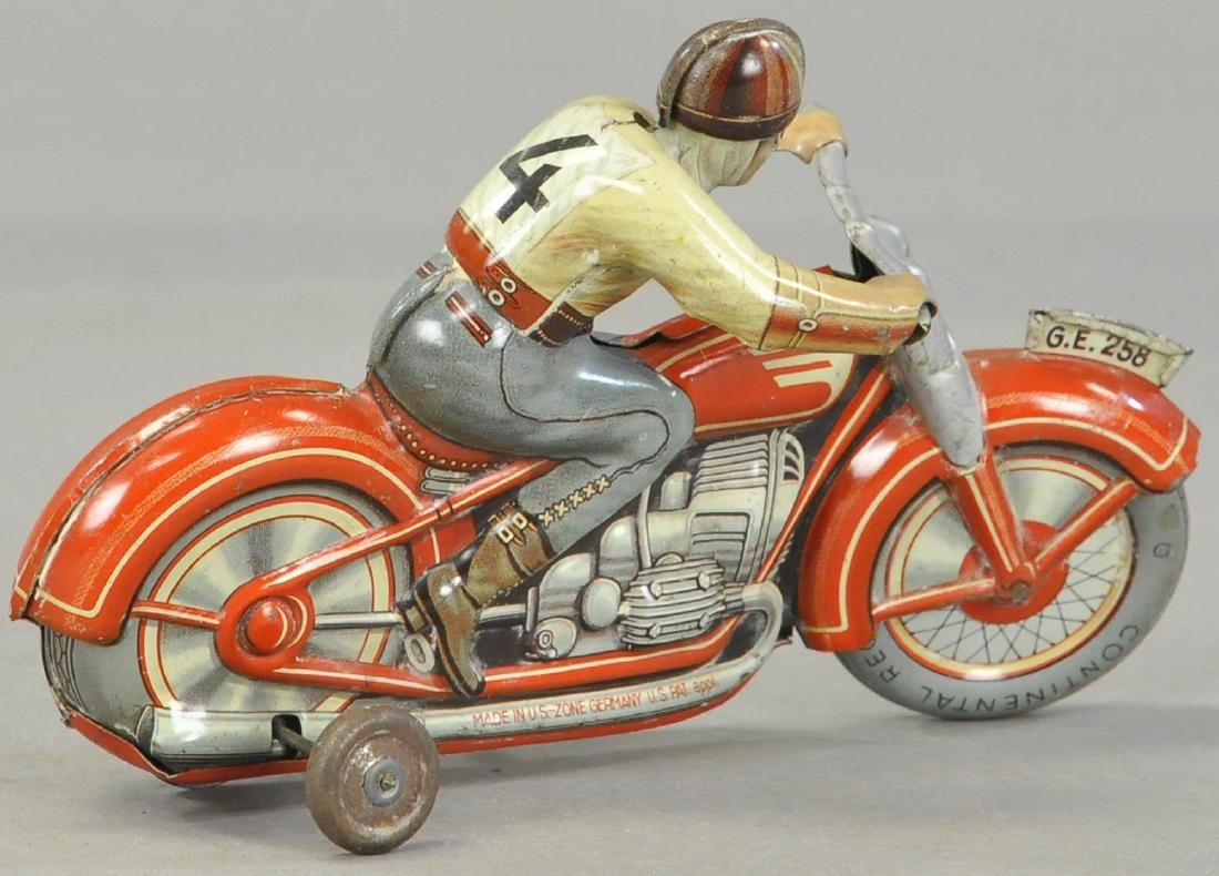 TECHNOFIX #4 MOTORCYCLE RACER - 3
