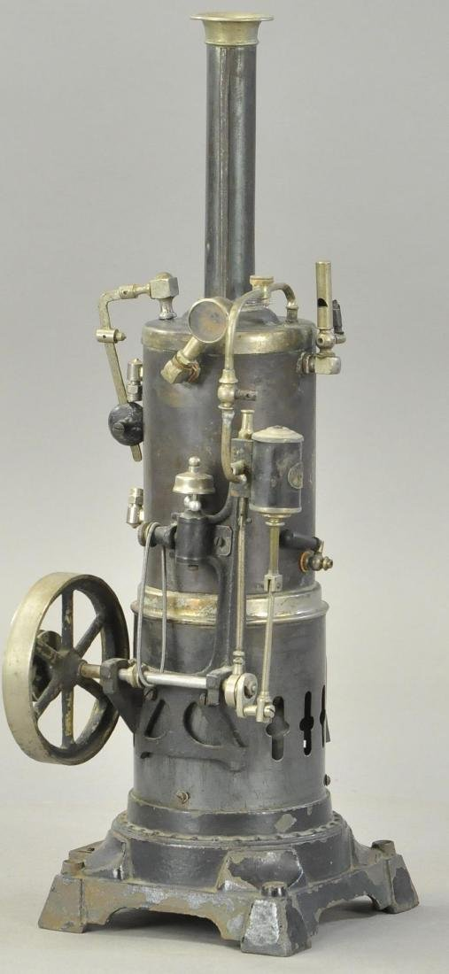 ERNST PLANK VERTICAL STEAM ENGINE