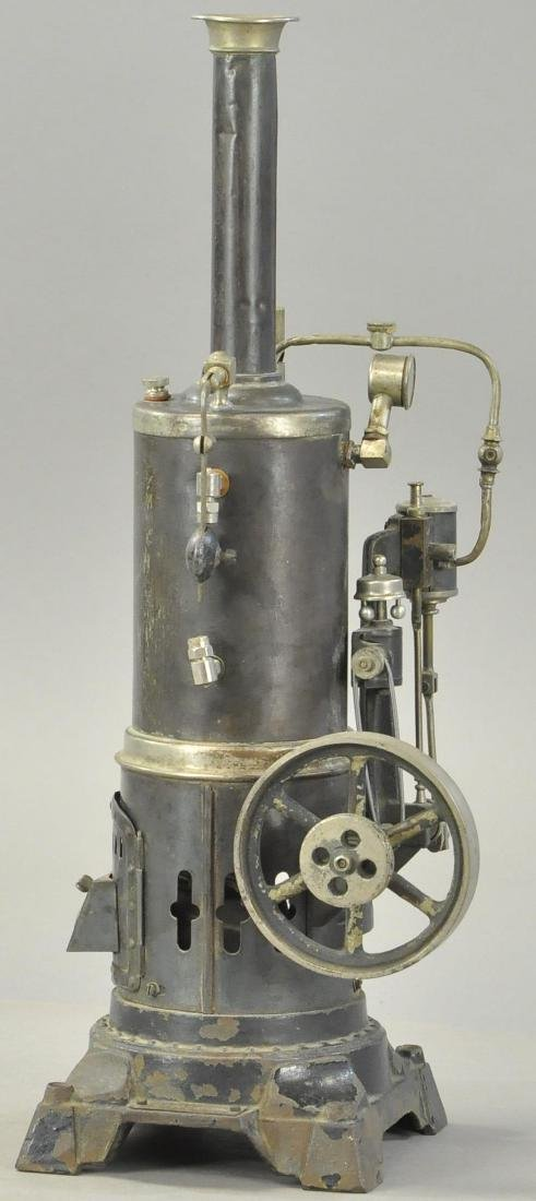 ERNST PLANK VERTICAL STEAM ENGINE - 3