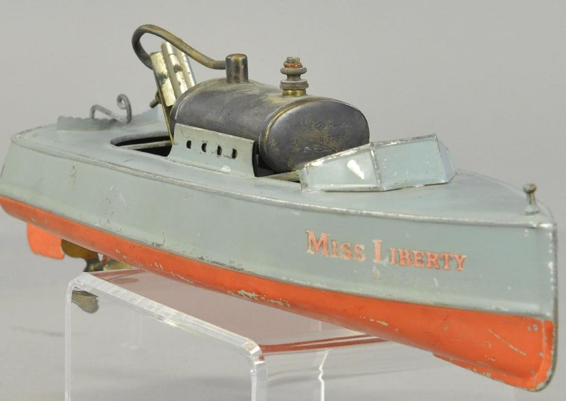 MISS LIBERTY STEAM BOAT - 2