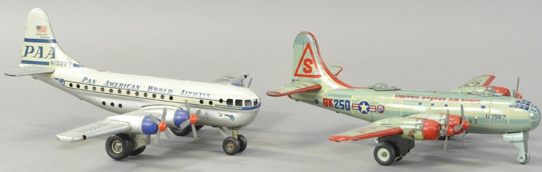 PAIR OF JAPANESE QUAD MOTOR AIRPLANES - 2