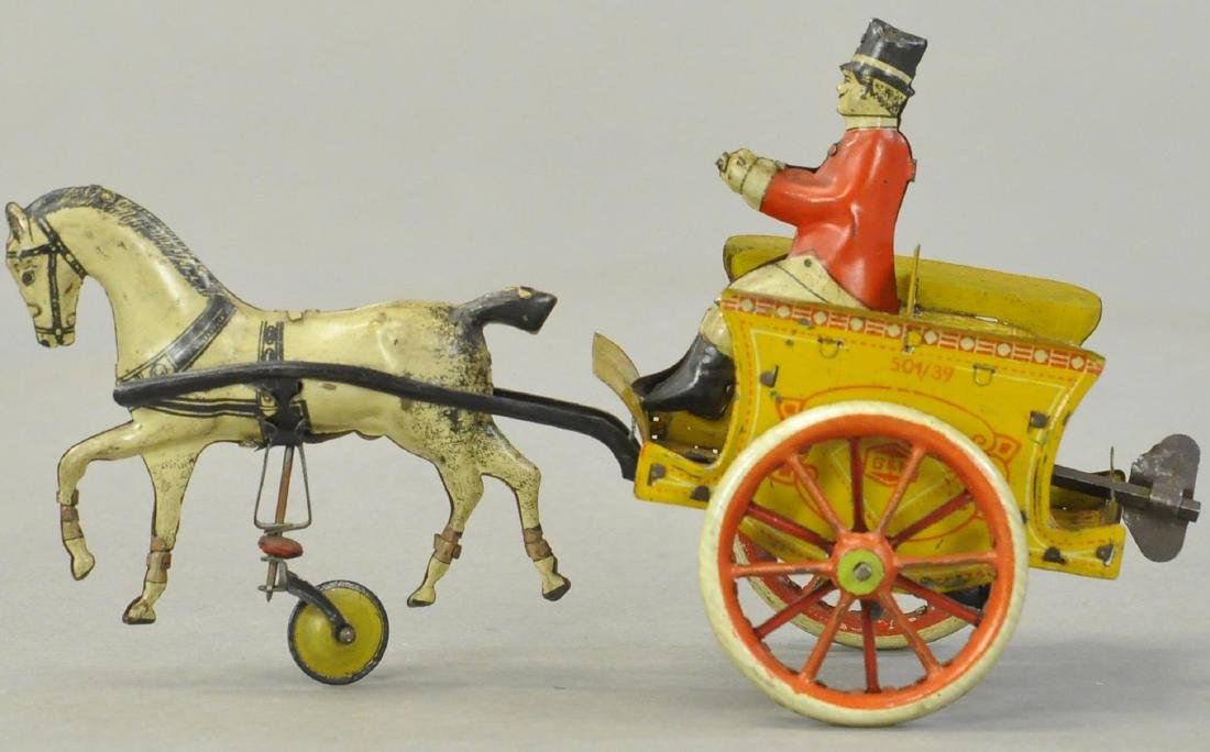 G&K HORSE DRAWN CART