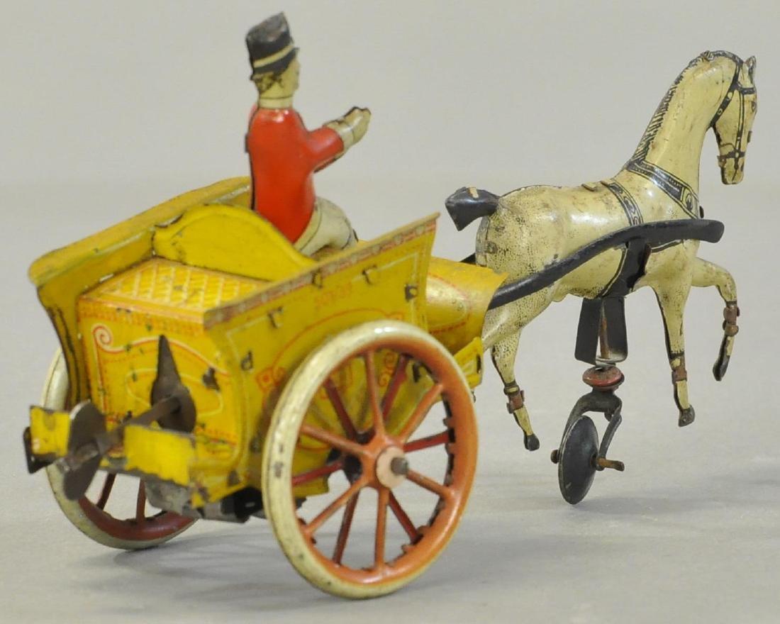 G&K HORSE DRAWN CART - 2