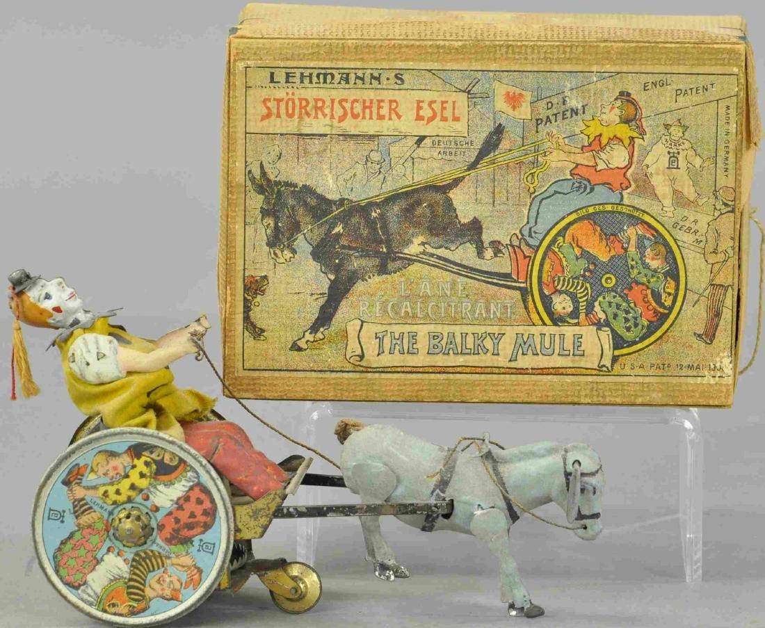 BOXED LEHMANN BALKY MULE