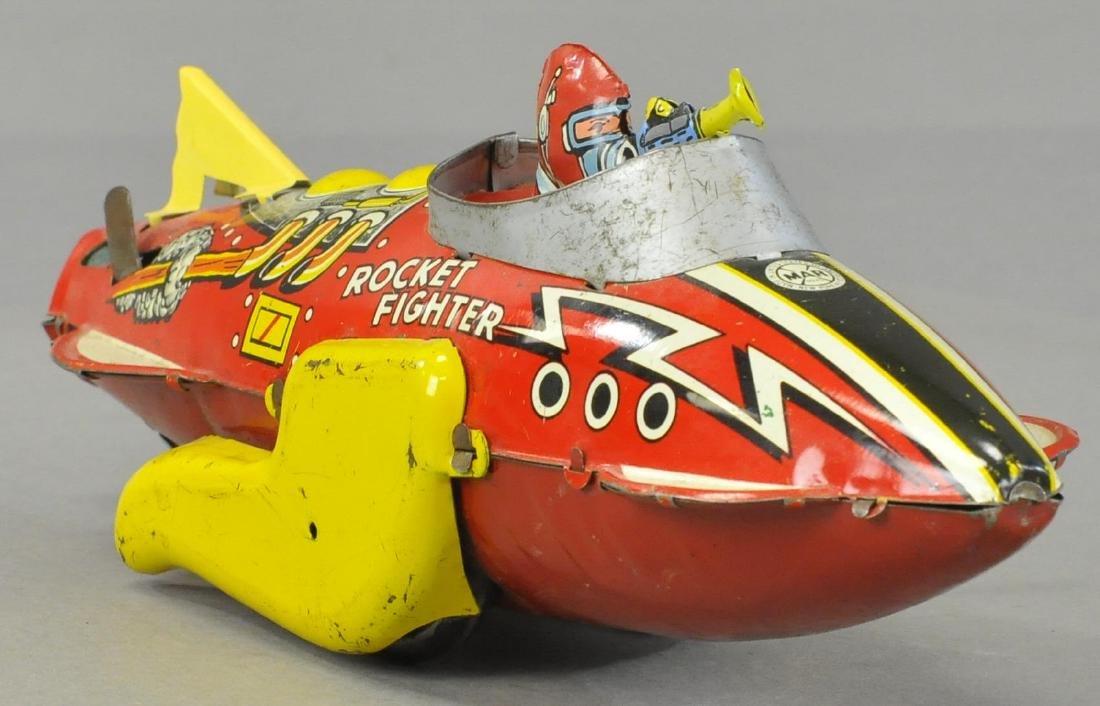 MARX ROCKET FIGHTER SPACESHIP - 2
