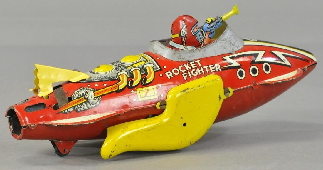 MARX ROCKET FIGHTER SPACESHIP - 3