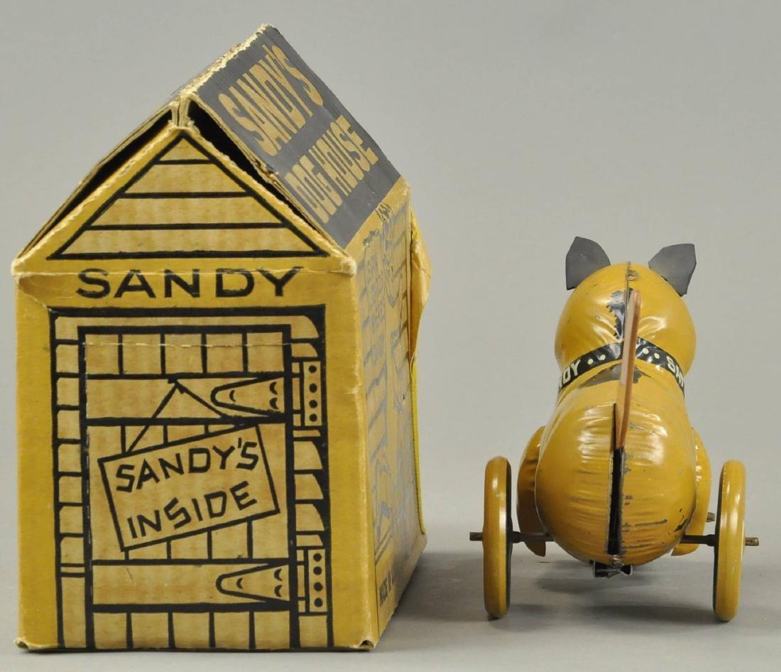 LOUIS MARX SANDY W/ HOUSE - 3