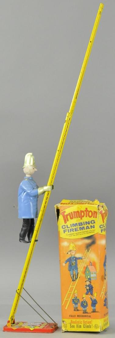 BOXED MARX TRUMPTON FIRE BRIGADE