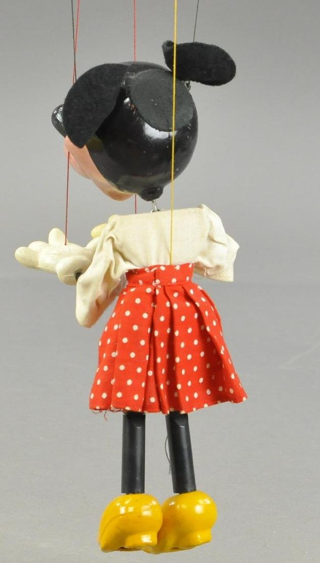 BOXED MINNIE MOUSE PELHAM PUPPET - 2