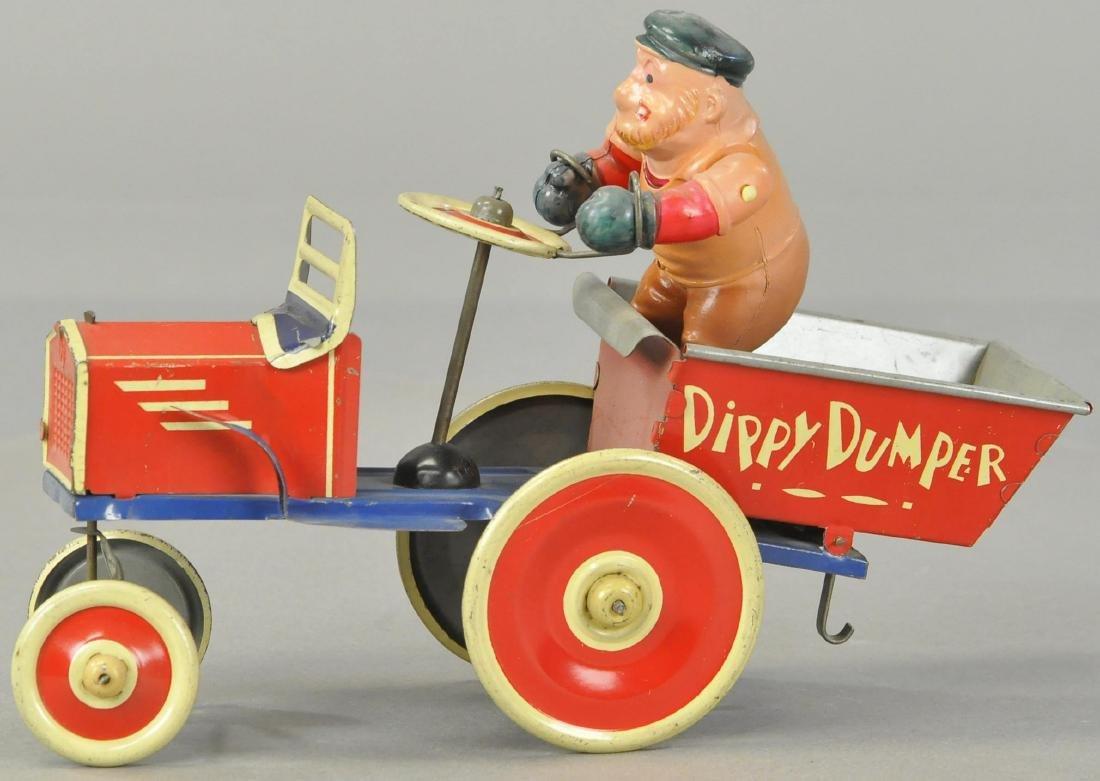MARX BRUTUS DIPPY DUMPER - 3