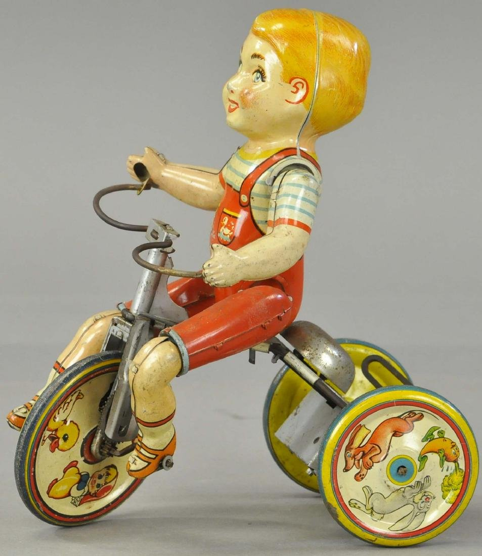 UNIQUE ART KIDDY CYCLIST - 3