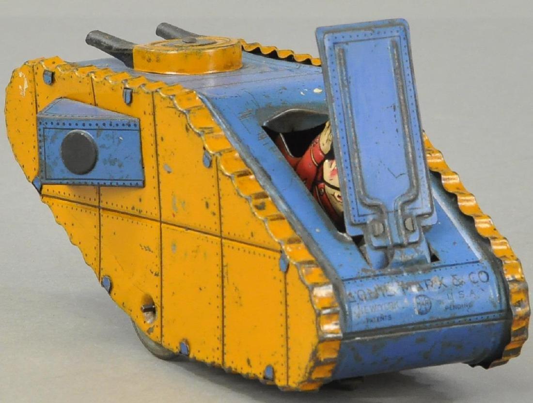 MARX ROLLING ARMY TANK - 2