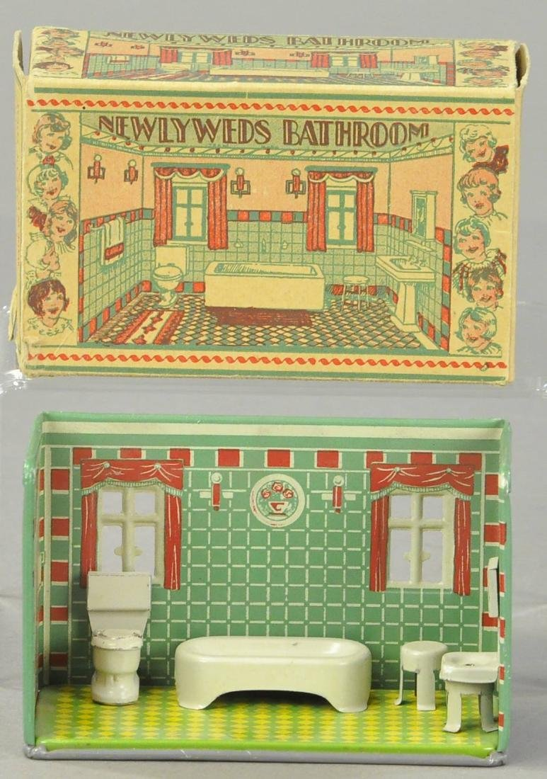 BOXED MARX NEWLYWED BATHROOM