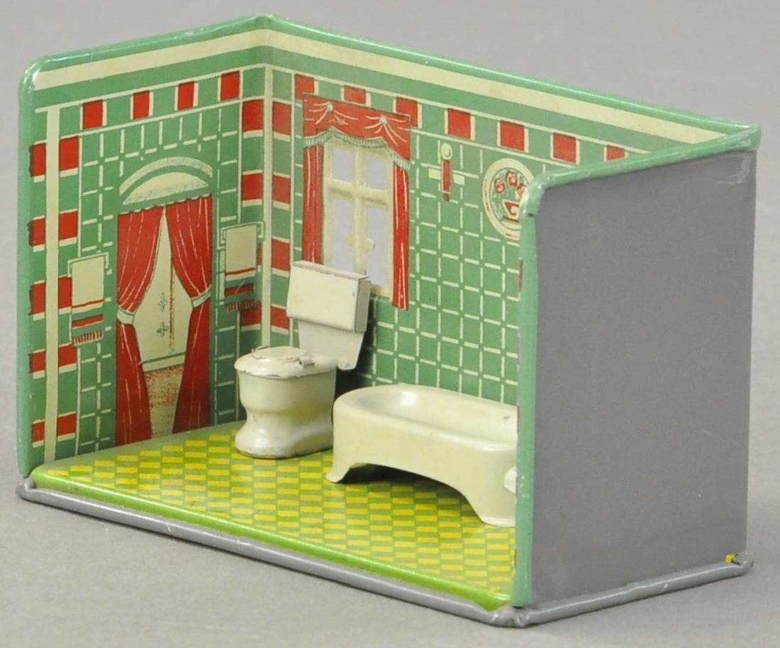 BOXED MARX NEWLYWED BATHROOM - 2
