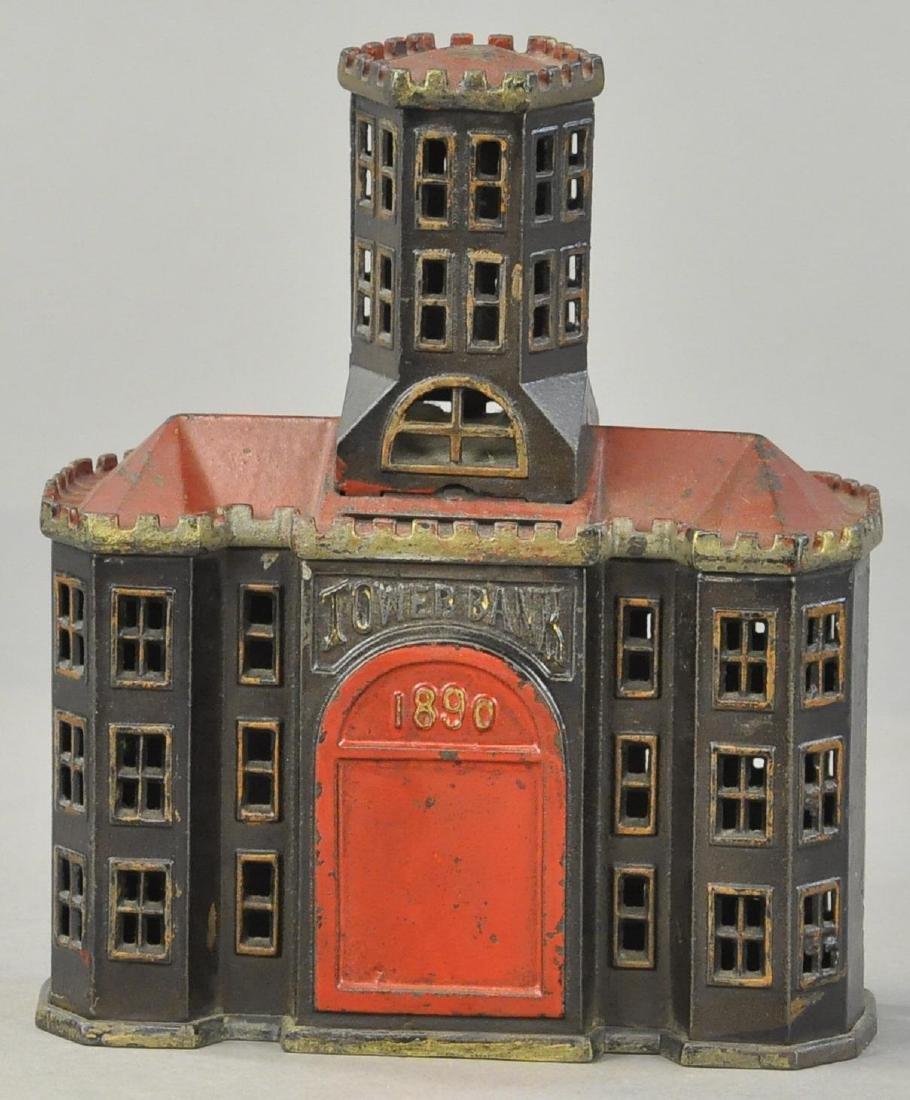 TOWER BANK MECHANICAL BANK - 3